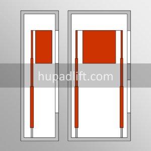 انواع جک آسانسور