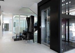 ابعاد آسانسور هیدرولیک