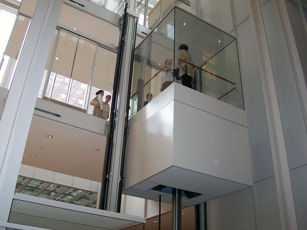 قطعات آسانسور هیدرولیکی